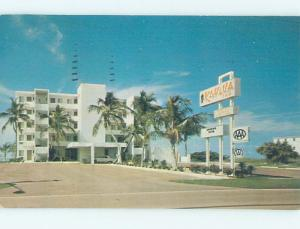 Pre-1980 KAHLLIA INN MOTEL Fort Myers Florida FL M5040