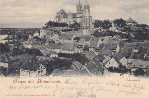 Panorama, Gruss Aus Altbreisach, Germany, PU-1899