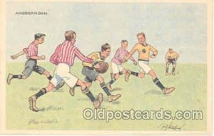 Soccer, Football, 1899