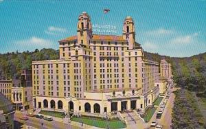 The Arlington Hotel Largest In Hot Springs National Park Arkansas