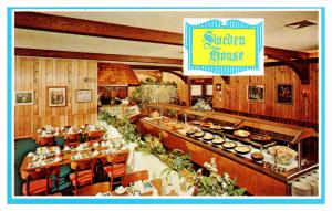 3672   FLorida Sweden House Smorgasbord  Restaurant