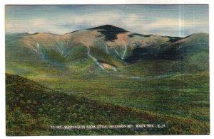 Mt. Washington From Little Deception Mt. , White Mts., N. H.