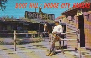 Boot Hill Dodge City Kansas