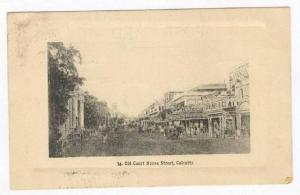 Old Court House Street, Calcutta, PU-1926