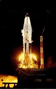 Florida Patrick Air Force Base Missile Test Center Convair Atlas Intercontine...