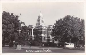 RP: Court House , CHARLOTTE , Michigan , 30-40s