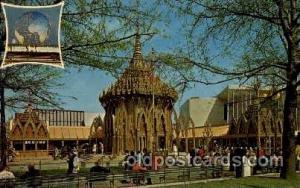 New York Worlds Fair, New York City, NYC Exposition Unused