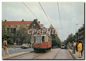 Postcard Modern Wenen 2614 in Den Haag 824 Amsterdam