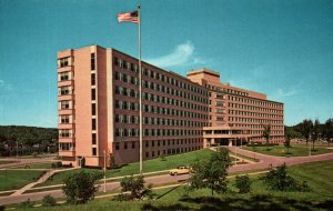 United States Veterans Administration Hospital,Madison,WI