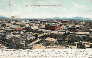 Tucson , Arizona , 1907 ; Birds Eye