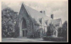 Pennsylvania New Wilmington Wallace Memorial Chapel Westminster College Alber...