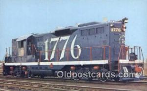 Central Vermont Railways CV GT 1776, National New England Line, Grand Trunk, ...