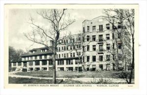 St. Joseph´s Health Resort, Sulphur Lick Springs, Wedron, Rhode Island, PU-1942