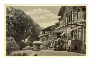 RP; Exterior View of a  Residence, Hannover, Lower Saxony, Germany, 10-20s
