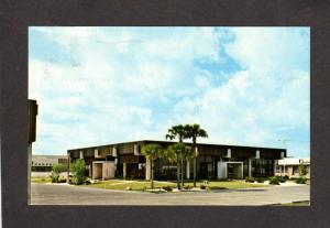 FL First Federal Bank of Cocoa Merritt Island Florida Postcard Rev A E Campion