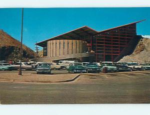 Pre-1980 OLD CARS & DINOSAUR QUARRY VISITOR CENTER Jensen Utah UT Q3586