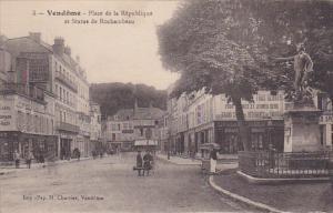 Vendôme , France , 00-10s ; Place de la Republique