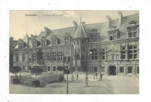 Le Palais De Justice, Grenoble (Isère), France, 1900-1910s