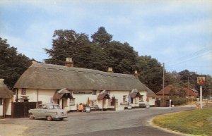 Vintage Hampshire Postcard, The Sir John Barleycorn, New Forest GR4
