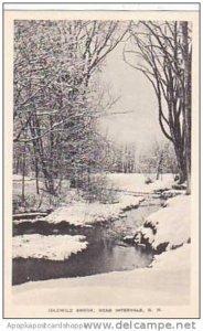 New Hampshire Intervale Idlewild Brook Albertype