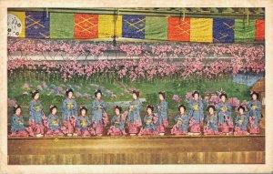 Japan Group of Geisha Woman 03.78