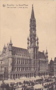 Belgium Brussells La Grand Place