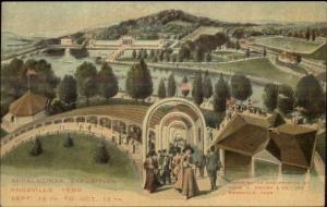 Knoxville TN Appalachian Expo Exposition c1910 Postcard