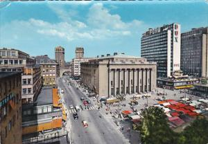 Sweden Stockholm City View