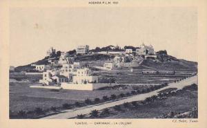 Tunisia Carthage La Colline