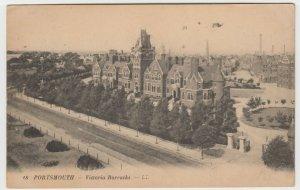 Hampshire; Portsmouth, Victoria Barracks PPC LL 18, 1913, To Sgt Juniper, 30341
