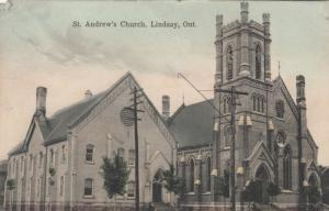 LINDSAY , Ontario , 1906 ; St Andrew's Church