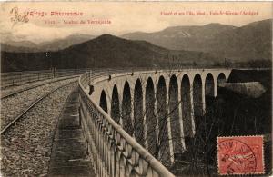 CPA L'Ariege Pittoresque - FOIX - Viaduc de Vernajouis (351092)
