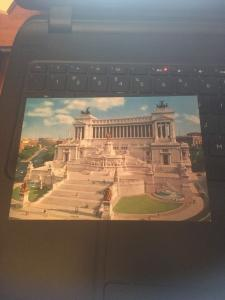 Vtg Postcard: Rome Roma, Altar Of the Nation