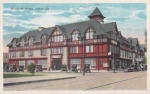 JOLIET , Illinois , 1910s ; Woodruff Hotel