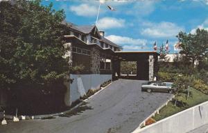 L'Auberge Du Roc, Baie Comeau, Quebec, Canada, PU-1984