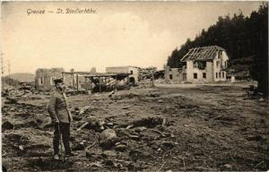 CPA AK Grenze - St. Diedlerhöhe (476443)