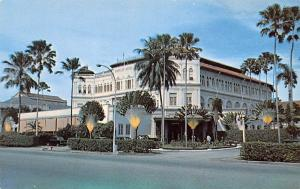 Singapore, Raffles Hotel, vintage auto, car