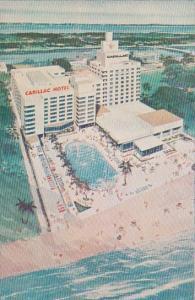 Florida Miami Beach Cadillac Hotel With Pool