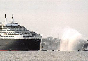 Queen Mary 2 Cunard Line Ship Unused