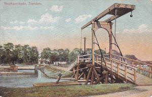 ZAANDAM, Noord-Holland, Netherlands, 1900-1910's; Houthavenkade