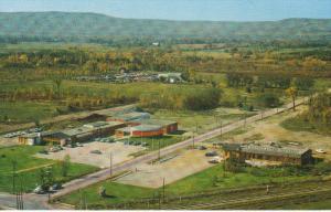 Aerial View, Blue Mountain Gateway Corner, Highway 26, COLLINGWOOD, Ontario, ...