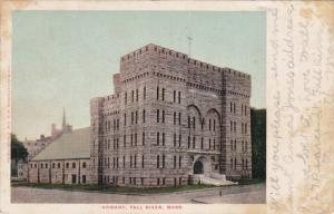 Armory, Fall River, Massachusetts, PU-1906