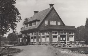 Groeten Uit Hengelo Hof Van Holland Hotel Cafe Restaurant RPC Postcard