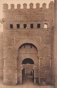 Spain Toledo Puerta de Alfonso VI