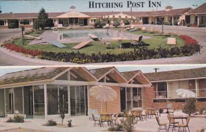 Hitching Post Inn Motor Hotel & Restaurant, Lincolnway, CHEYENNE , Wyoming , ...