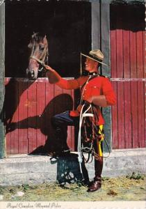 Canada Royal Canadian Mounted Police 1975