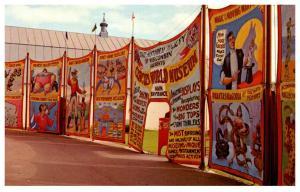 Wisconsin Baraboo, Circus World Museum , Banner