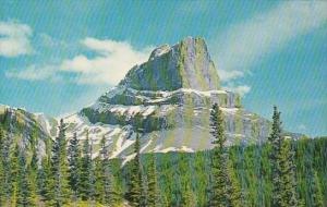 Canada Roche Miette Jasper Alberta