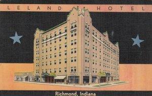 RICHMOND , Indiana, 1942 ; Leland Hotel