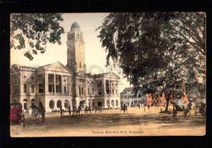 032167 SINGAPORE Victoria Memorial Hall Vintage PC#2